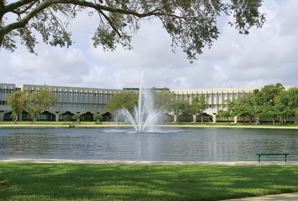 Boca Raton Old IBM - Everglades University