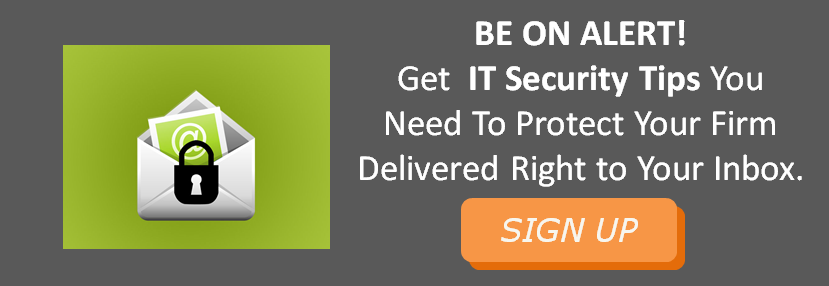 Connections for Business IT Security Tips