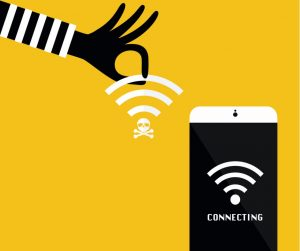 wifi cyber attack krack attack Connections for Business