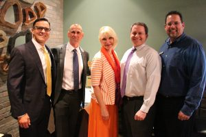 Connectors Executive Network hosts its' first successful event!