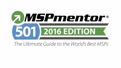 Connections for Business Ranked Among Top 501 Managed Service Providers by MSPmentor